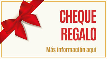 Relaxa't: Cheque regalo
